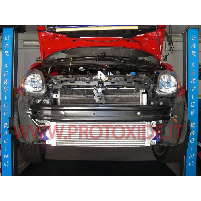 Front интеркулера KIT Grandepunto Abarth
