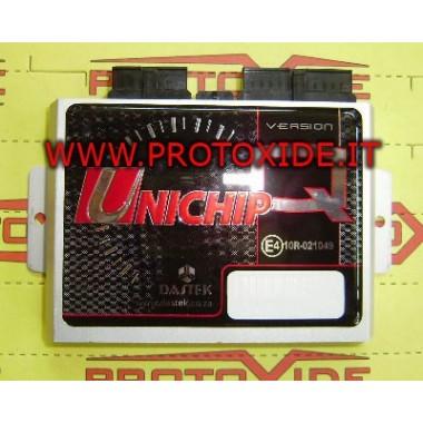 Centralina Unichip per Peugeot 207 1.6 thp 150hp completo di cablaggio originale plug and play Centraline Unichip, moduli ext...