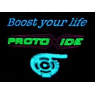 T-shirts lumineux protoxyde Gadget ProtoXide