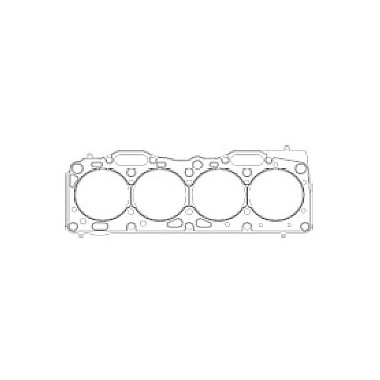 těsnění hlavy Peugeot 1600 8v do samostatných kroužků Hlavové těsnění Support Ring