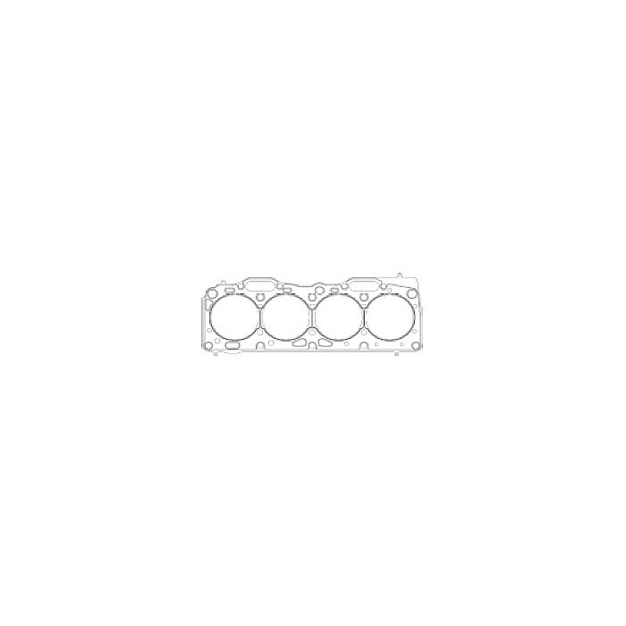 brtva glave Peugeot 1600 8v na zasebnim prstenima Head brtve Podrška Ring