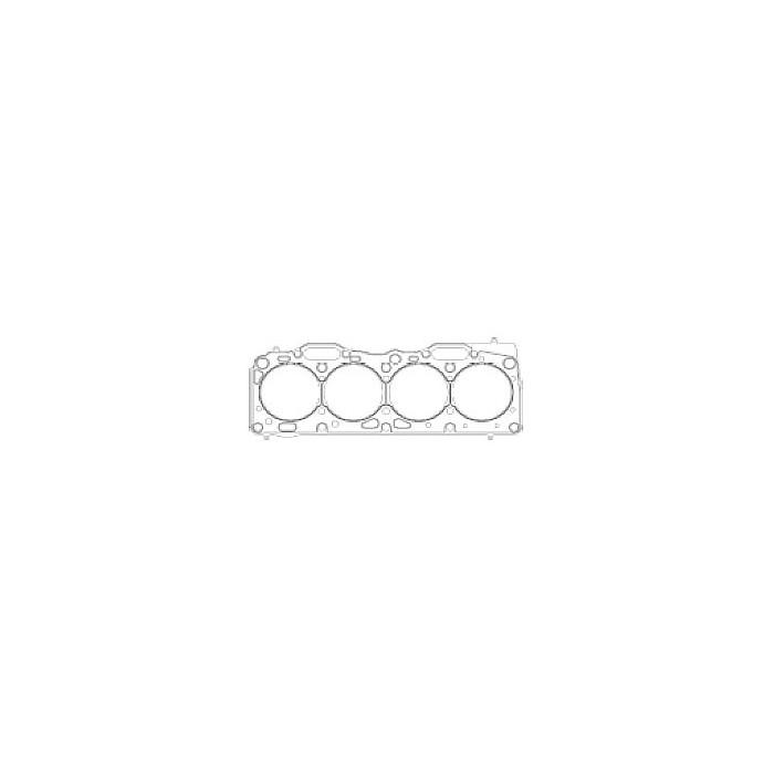 Guarnizione scarico Honda 48,6/X 42,8/X 30,0/mm connettore scarico Guarnizione