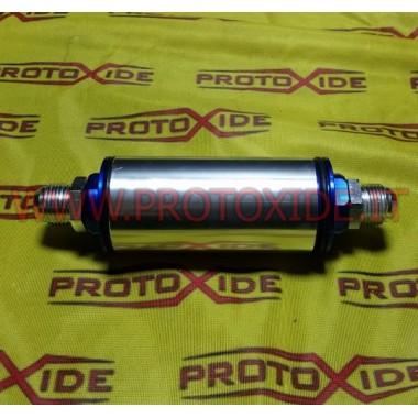 Filtro universal de gasolina en línea Filtros de gasolina