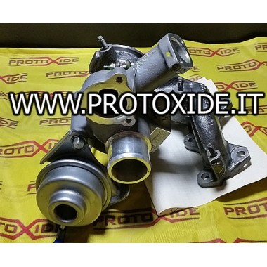 Change of your turbocharger plus Fiat TwinAir TD02h2