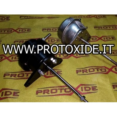 Reinforced and adjustable wastegate for GIULIETTA 1,700 TBI