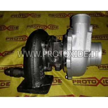 Turbocompressor Transformació tenint en el seu turbo KKK o IHI Ferrari 208 Turbocompressors sobre coixinets de carreres