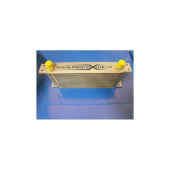 Radiatore Olio maggiorato a 16 file Radiatori olio maggiorati