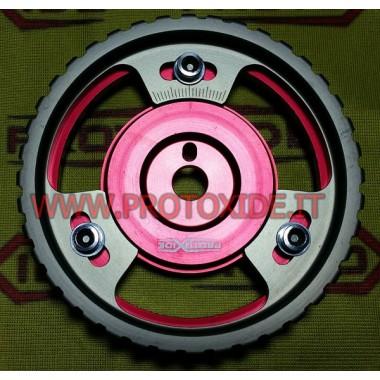 גל זיזים מתכווננת גלגלת עבור סוזוקי סמוראי Sj 410-413 גלגלי מנוע מתכווננים וגלגלי מדחס