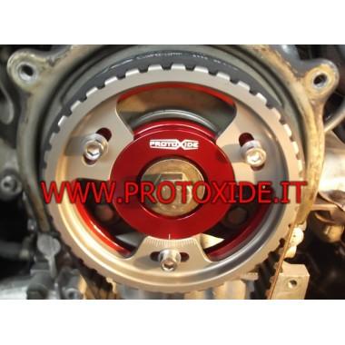 Trīsis regulējams sadales vārpstas par Suzuki Samurai Sj 410-413 Regulējami motora skriemeļi un kompresora skriemeļi