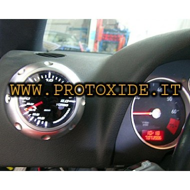 audi TT Turbodruckanzeige auf Typ-1 installiert Manometer Turbo, Benzin, Öl