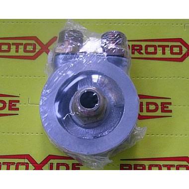 Adaptér pre montáž na chladič oleja s termostatom Podporuje olejový filter a olejový chladič príslušenstvo