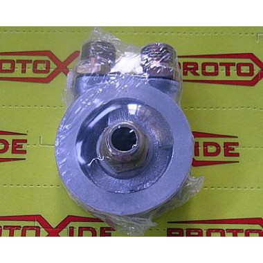 Termostat ile yağ soğutucusunu montaj için adaptör Yağ filtresi ve yağ soğutucu aksesuarları destekler