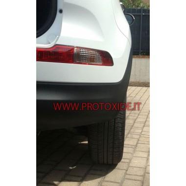 Dištančné vložky Kia Sportage - Hyundai ix35 30mm Dištančné