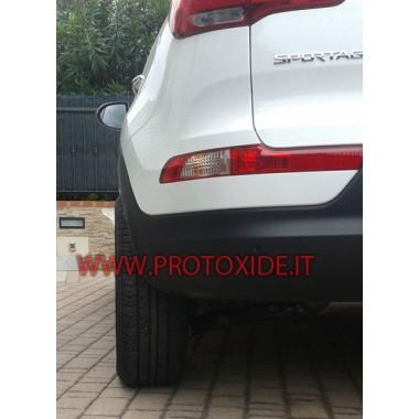 Distanziali Kia Sportage - Hyundai IX35 30mm Distanziali