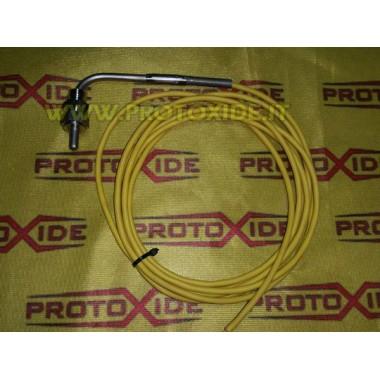 meme başı ile profesyonel TCK 6mm soruşturma Termokupl Sensörler, Termokupllar, Lambda Problar