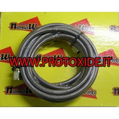 Válvula solenoide cilíndrica con tubo de peróxido para motonetas o motos de agua Repuestos para sistemas de óxido nitroso