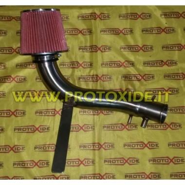 Entrada directa con filtro de aire Grande Punto Abarth 1.400 turbo 16v Mangas específicas para automóviles