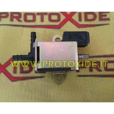Válvula eléctrica de 3 vías con solenoide para control de sobrecarga y descarga Overboost