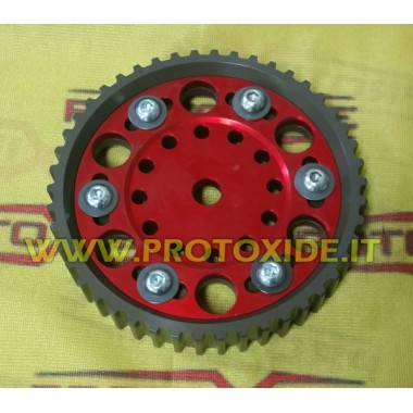 Adjustable Pulley engine Fiat 8V Fire