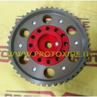 регулируема ролка за Fiat Alfa Lancia двигатели 8V 1200 двигател огън Регулируеми мотовила и компресорни шайби