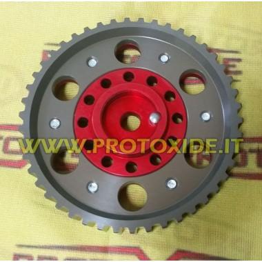 verstelbare pulley voor Fiat Alfa Lancia motoren 8V 1200 motor brand Instelbare motorpoelies en compressorpoelies
