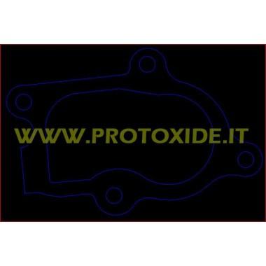 Holset výfukové příruby HX25W HX27W Příruby pro turbodmychadlo, potrubí pro odvod potrubí a odpadky