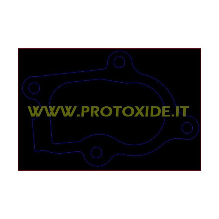 Exhaust flange GTO221