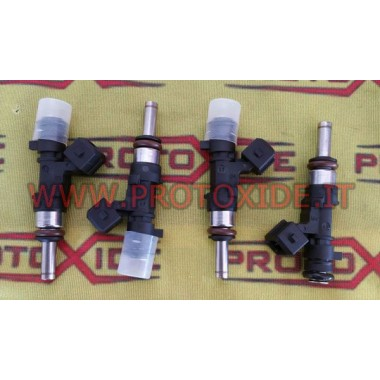 Iniettori maggiorati Fiat GrandePunto - 500 abarth 1.4 +37% 382cc/min Iniettori specifici per modello auto o veicolo