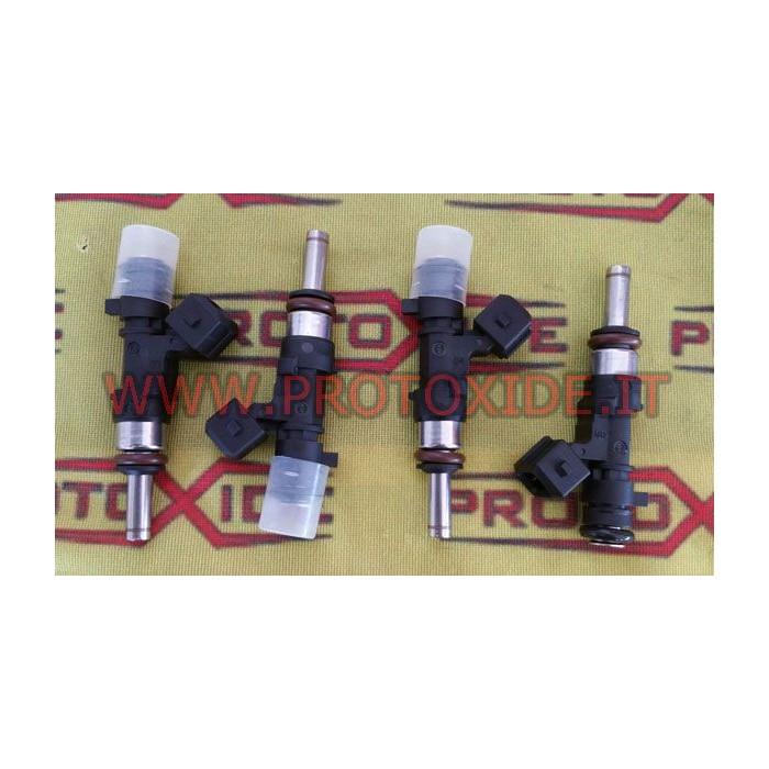 Увеличение инжекторы GrandePunto Fiat - 500 1.4 Abarth