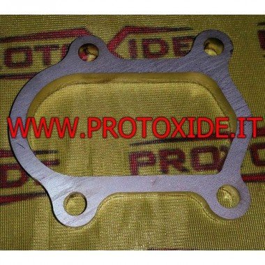 exhaust flange for Mitsubishi TD04 turbo downpipe or Garrett GT2056 Flanges for Turbo, Downpipe and Wastegate