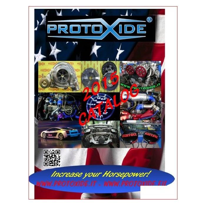 PROTOXIDE's catalog 2015