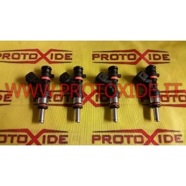 Forøgede injektorer Fiat GrandePunto - 500 1,4 abarth + 15% primers til bil eller køretøj model