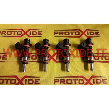 Lisääntyneet injektorit Fiat GrandePunto - 500 1,4 abarth + 15% spesifisiä alukkeita auton tai ajoneuvon malli