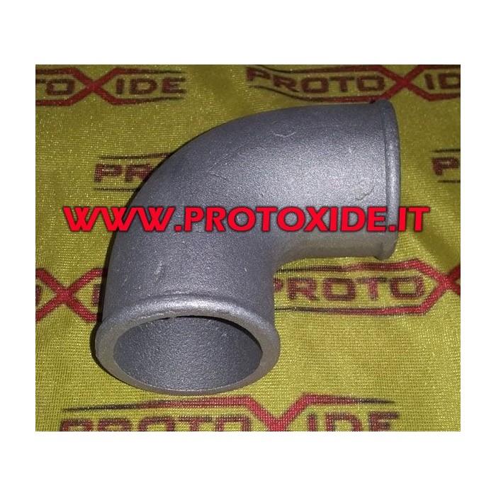 Turnat-Curve 60mm aluminiu