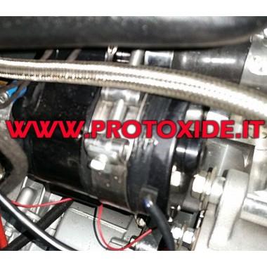 Bomba de agua eléctrica de 12V para motor Lancia Delta 2000 Bombas de agua eléctricas