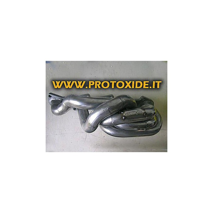Auspuffkrümmer Fiat Coupe 2.0 20v 5 Zylinder Stahlverteiler für Turbo-Benzinmotoren