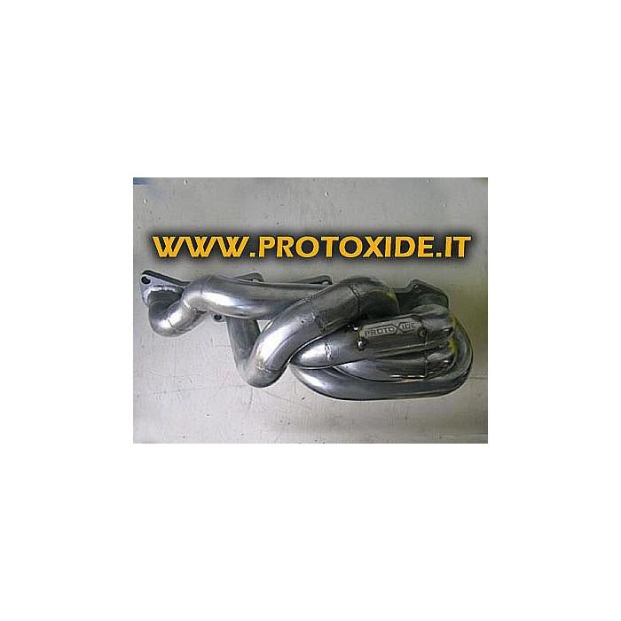 Colector de escape Fiat Coupè 2,000 turbo steel 20v Colectores de acero para motores Turbo Gasoline