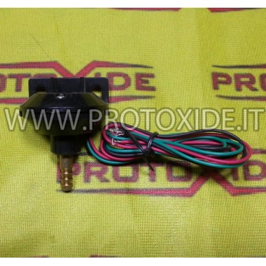 Senzor tlaku -1bar až 3,9bar mod.2B tlakové senzory