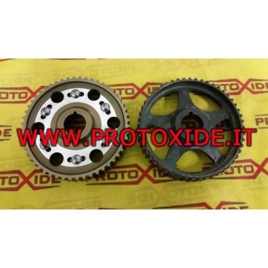 גלגלת מתכווננת עבור פולקסווגן אאודי S3 TT - סיאט ליאון גולף TFSI 2000 - TSI גלגלי מנוע מתכווננים וגלגלי מדחס
