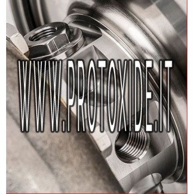 Njem CNC turbopunjača ležajevi do 800 KS Turbopunjača na trkaćim ležajevima