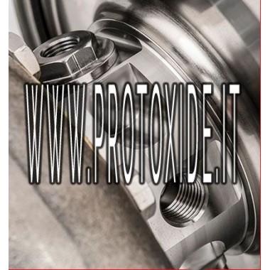 Turbocompresor Tial CNC en rodamientos de hasta 800 hp Turbocompresores sobre cojinetes de carreras