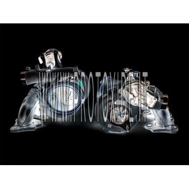 Turbocompressori BMW M3-M4 maggiorati su cuscinetti S55 plug and play Turbocompressori su cuscinetti da competizione