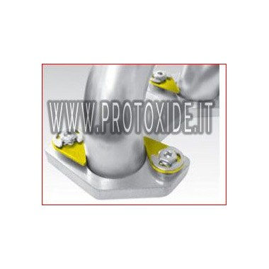 Abschrauben Nüsse 8mm x 1,25 für Auspuffkrümmer und Turbolader 4 Stück Nüsse, Gefangene und Spezialbolzen