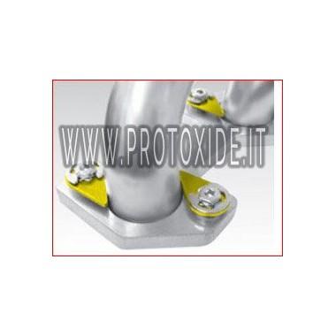 Desenroscar tuercas de 8 mm x 1.25 para colectores de escape y turbocompresores de 4 piezas Tuercas, presos y pernos especiales