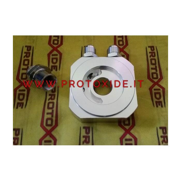 Adattatore sandwich portafiltro per radiatore olio Nissan Patrol Gr Supporti filtro olio e accessori per radiatore olio sandwich