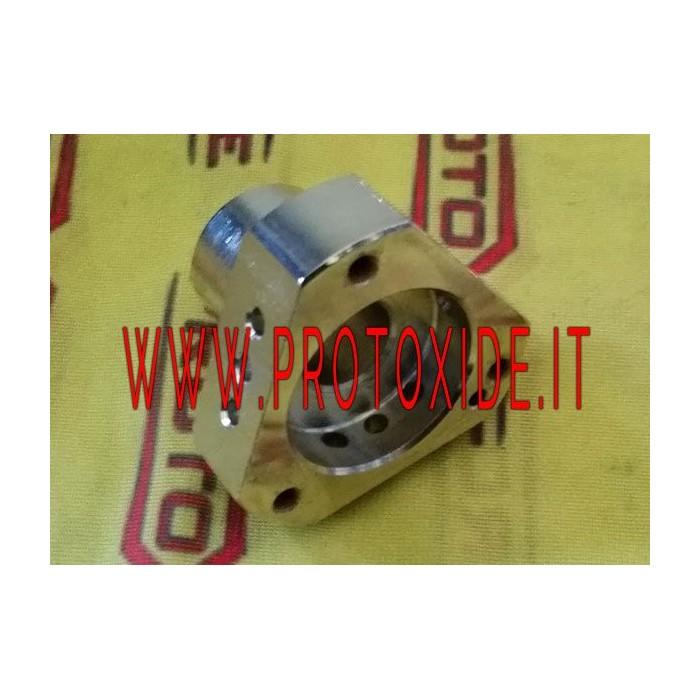 Adaptador para reposicionar la válvula del motor pop off Fiat Abarth Alfa Lancia multiair Enchufes y adaptadores para Popoff ...