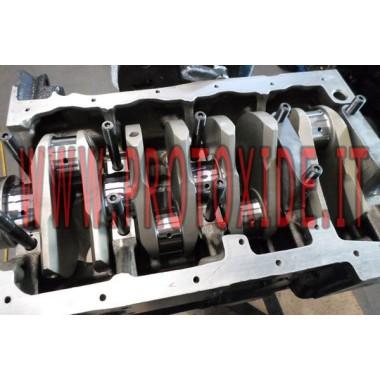Piastra di rinforzo motore Lancia Delta Suports reforçats, palanques d'engranatges