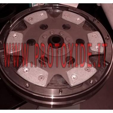 النحاس قرص القابض 5 ويحات Minicooper R56-R59 بيجو RCZ 1600 عززت لوحات القابض