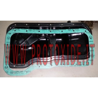 special oil pan gasket for Fiat Punto GT - Uno turbo