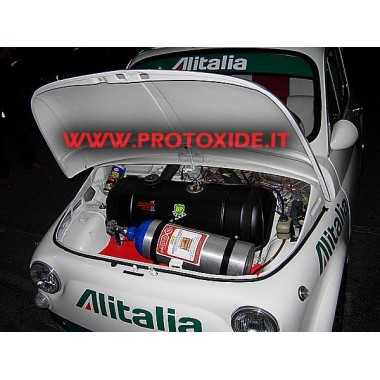 Uitlaatspruitstuk centrale Lancia Delta met att. wastegate Auto Benzine en diesel Oxy-kit